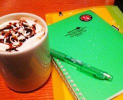 カフェモカ 作り方 チョコ