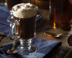 アイリッシュコーヒー カクテル