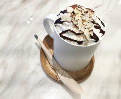 カフェモカ ホイップ 飲み方